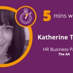 Katherine Turner - HR Business partner of The AA - Photo