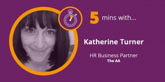 Katherine Turner - HR Business partner of The AA - Photo